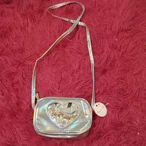 Halo heart handbag